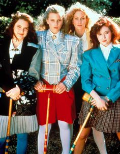 watch heathers this weekend | ban.do to-do list