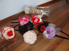 Coronets / Special Design / Handmade by SecretOfHands on Etsy, $8.00