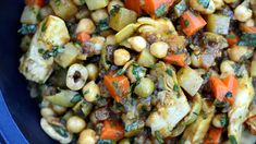 Vegetable Tagine (Rouxbe) - to cook and freeze.