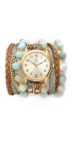 wrap watch :: love!