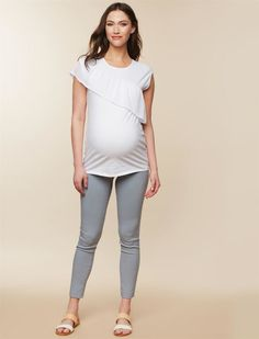 ec67e65694349 9 best Maternity clothes images | Maternity, Clothing, Chic maternity