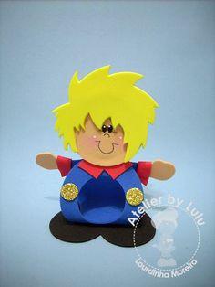 Pequeno Príncipe porta bombom ou tubete