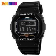 2016 Skmei brand Watches Men Military LED Digital Watch Man Dive 50M Fashion Outdoor Sport Wristwatches clock relogio masculino
