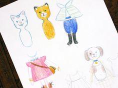 Designing my dolls      www.dedalos.etsy.com