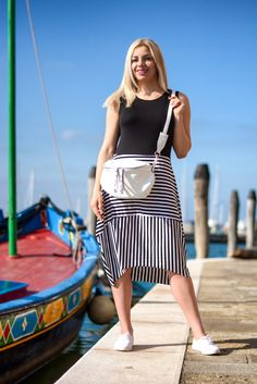 Trendy, Midi Skirt, Skirts, Fashion, Moda, Midi Skirts, Fashion Styles, Skirt