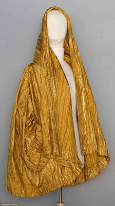 Romeo Gigli Gold Evening Jacket, 1980s, Augusta Auctions, November 12, 2014
