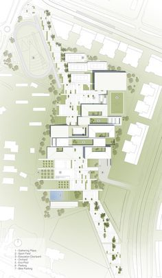 'Fields Of Knowledge' Sustainable Education Campus Second Prize Winning Proposal / ShaGa Studio + Auerbach-Halevy Architects/Ori Rittenberg(Rotem)