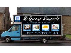 McQueens Removals + Man and Van hire Services.  (competitive prices) Neath, Llaneli, Cardiff, Pontadawe, Crynant,, Bridgend, Porthcawl, Aman...