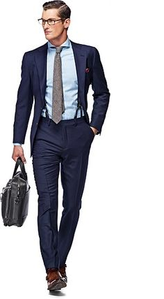 Suit_Navy_Plain_La_Spalla_P3669I