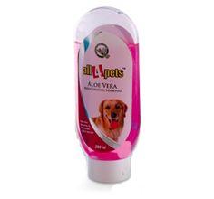 All4pets Aloevera Moisturizing Shampoo 500 ml