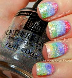 Let them have Polish!: 31 Day Challenge 2012! Day Seventeen: Glitter