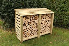Free Express Delivery on all our log stores