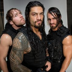 See Roman Reigns, Seth Rollins and Dean Ambrose like never before in these rare and previously unpublished photos of The Hounds of Justice. Wwe Roman Reigns, Roman Reigns Shield, Wwe Superstar Roman Reigns, Seth Rollins, John Cena Wwe Champion, The Artist Movie, Roman Reigns Dean Ambrose, Roman Regins, Best Wrestlers