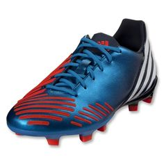 adidas Predator Absolion LZ TRX FG (Bright Blue Infrared Collegiate  Navy White d587bfe6a
