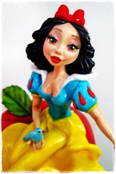 Snow White  - Cake by Galia Hristova – Art Studio