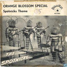The Spotnicks - Orange Blossom Special c/w Spotnicks Theme (1962)