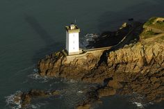 Lighthouses of Iroise. Le Conquet #lighthouse - Finistere, Brittany, #France    http://dennisharper.lnf.com/
