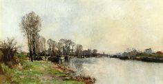 Banks of the River - Pierre Emmanuel Damoye