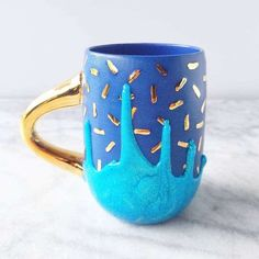 Ceramic Artist Crafts Dazzling Mugs Celebrating Kids and Plant Moms Ceramic mugs by Silver Lining Ceramics Disney Coffee Mugs, Cute Coffee Mugs, Cool Mugs, Ceramic Mugs, Ceramic Pottery, Slab Pottery, Ceramic Bowls, Tassen Design, Indian Bedroom Decor