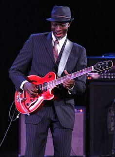 Keb Mo...blues master...today...