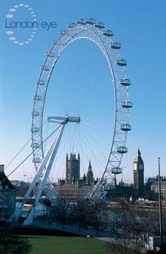Ride on the London Eye