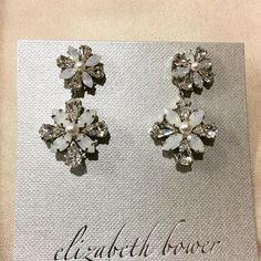 Elizabeth Bower's #エリザベスバウアー  #エニーブライダル #hpからご注文 #delladrop #anniebridal #ウェディングアクセサリー #ブライダル #花嫁 #プレ花嫁 #ブライダルアクセサリー #ピアス #elizabethbower  #elizabethbowerbridal  #elizabethbowerloves #elizabethbowerbloomed