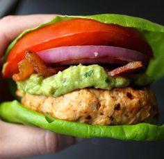 Laitue Burger