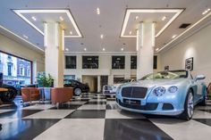 London's Luxury Goods and Real Estate link - The Wealth Scene
