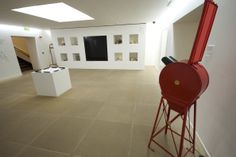 'What You Looking At'? An exhibition which took place in the Museum space in 2011