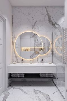 Repair in this LCD Park Avenue 2 Repair in this … – diy bathroom decor Bad Inspiration, Bathroom Inspiration, Bathroom Inspo, Bathroom Ideas, Bathroom Design Luxury, Home Interior Design, Modern Interior, Craftsman Kitchen, Marble Wall