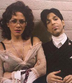 Prince and Sheila E