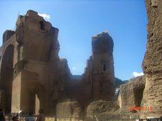 Roma/ Caracalla Baths