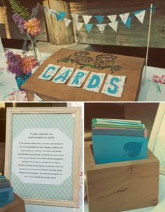 crafty wedding time capsule