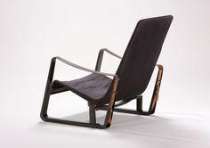 Jean Prouvé  / fauteuil pour la cité universitaire de Nancy, 1931-32