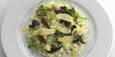 This easy 15 minute mushroom risotto recipe from Paul Heathcote is simply delicious. Use an assortment of mushrooms for extra flavour.