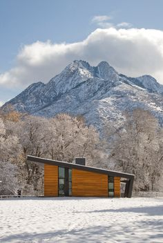 Pasture Project with Mount Olympus as a backdrop - Imbue Design