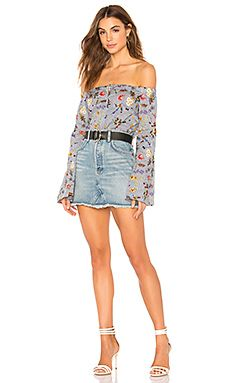 enjoy best price big clearance sale buying cheap Horticulture Top Bailey 44 $129 | Net a porter Style. | Tops ...