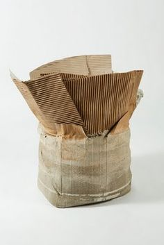 ruth hardinger  clay and cardboard