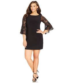 http://www.lyst.com/clothing/betsy-adam-plus-size-bell-sleeve-shift-dress-black/?product_gallery=54676561