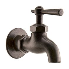Single Lever Wall Mount Kitchen Faucet Signature hardware