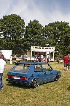 VW Golf MK1 Rabbit