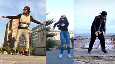 Learn how to dance like Nonstop, Popping John, and Dytto.