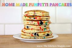 There are few truths in this world that I can truly say I will stick to resolutely, but this recipe definitely covers one of them. I will never feed my children cake batter in the morning and then send them off to school. I'm sure by this sentence you are scratching your head and …