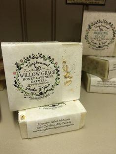 Tanglewood Organic Soap - Willow Grace - sweet orange