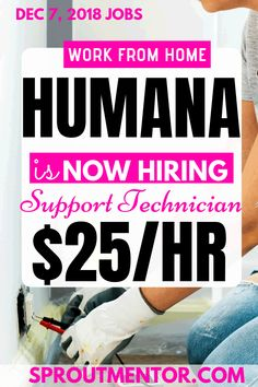 Humana is now hiring Work from Home Help Desk Support Technician.You shall also find other 10 work from home companies hiring now, such as Eaton, Kaplan and Kmart among others in this post. Work From Home Careers, Work From Home Companies, Legitimate Work From Home, Online Work From Home, Work From Home Opportunities, Business Opportunities, Business Ideas, Business Planner, Make Money Fast