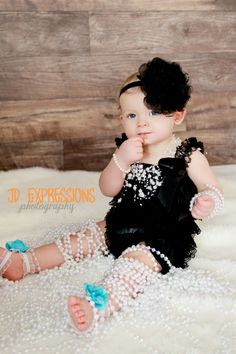 Baby girl. Baby girl photo shoot. Baby girl photo prop. Headbands. Large Black Baby Headbands Newborn Headband by BabyliciousDivas, $6.75