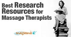 Best Research Resources for Massage Therapists