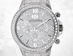 Shop for Diamond Luxurman Watches. Diamond Luxurman watches bring you the best value for your money. This is the only brand of diamond watches in this price range with high quality stainless steel cases including gold plating and high quality craftsmanship backed by a 5 year warranty. All Luxurman watches come with a 5 year factory warranty, free gift packaging and most watches include 2 extra leather bands. A diamond watch that is not just affordable but quality made.
