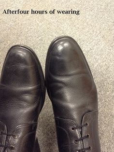 Techno Kachori: how to polish shoes?