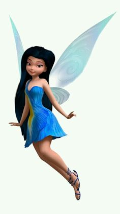 Silvermist - Tinker Bell and the Pirate Fairy- Summer dress